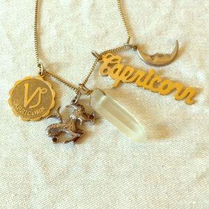 UO Capricorn Necklace